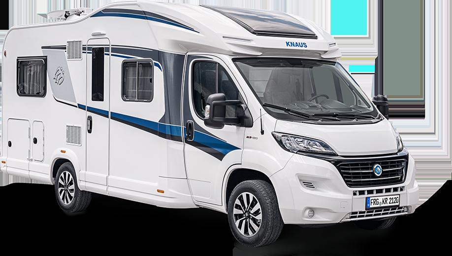 z.B. Knaus SKY WAVE 650 MEG Modell 2021<br /> Oder Knaus SKY WAVE 650 MF Modell 2021